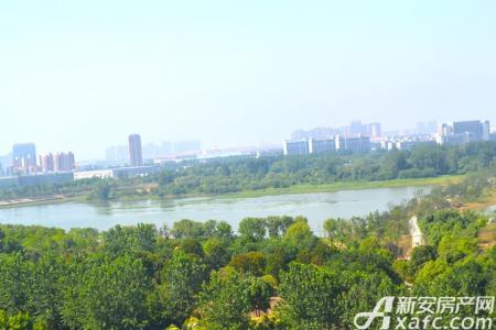 汇美广场实景图