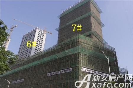 大宁缤购商业广场工程进度