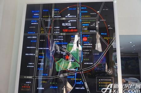 玲珑大厦交通图