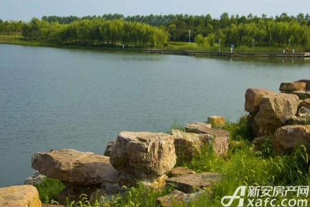 翡翠花园湖景苑配套图