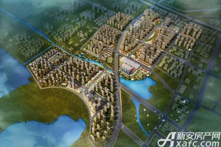北城世纪城效果图