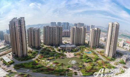 绿地臻城实景图