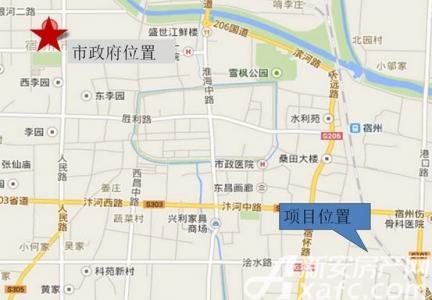 新都明珠苑交通图