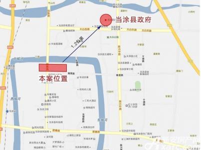 中源上城交通图