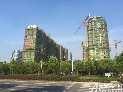 新华联梦想城工程进度