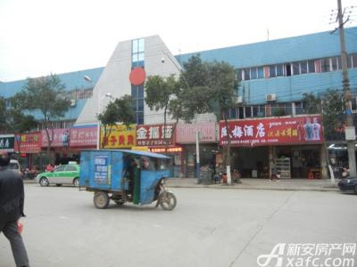 庐江中心城配套图