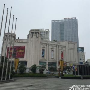 中航长江广场配套图