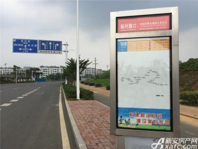 华源七星城交通图