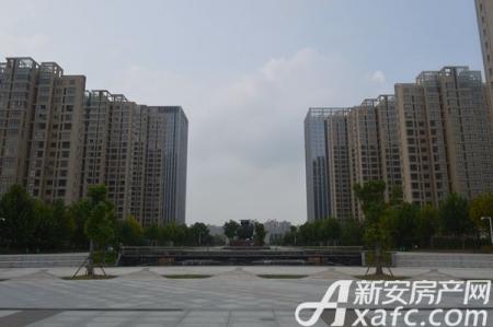 明珠广场凤凰城实景图