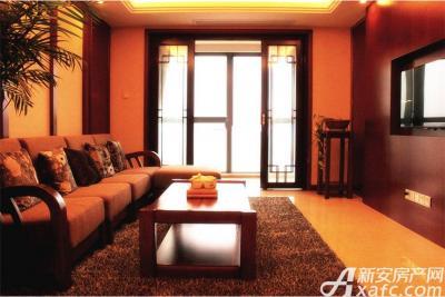 紫金华府客厅