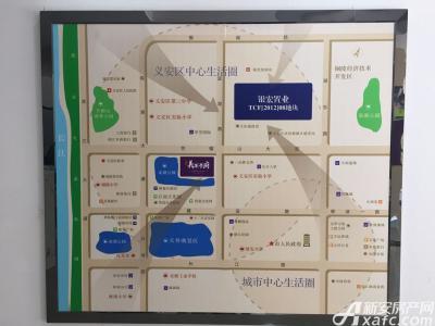 银湖义安学府交通图
