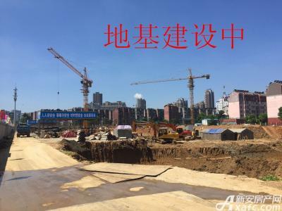 华源七星城16年8月进度图(2016.8.11)