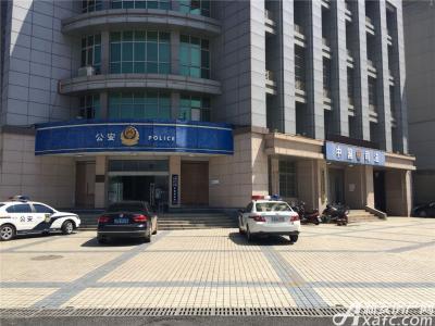 银湖义安学府行政服务大厅