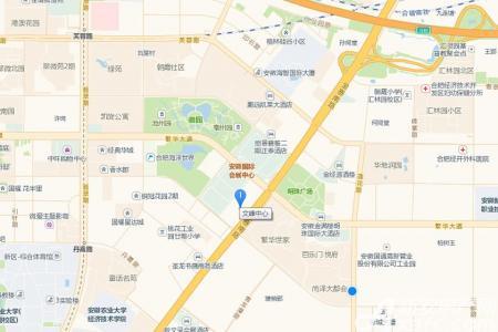 文峰中心交通图