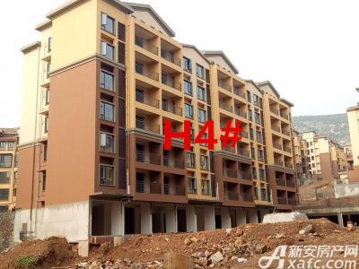 淮北凤凰城8月进度:H4#