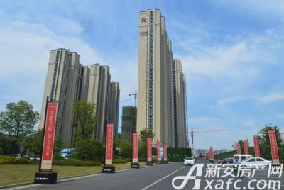 祥生宛陵湖新城实景图