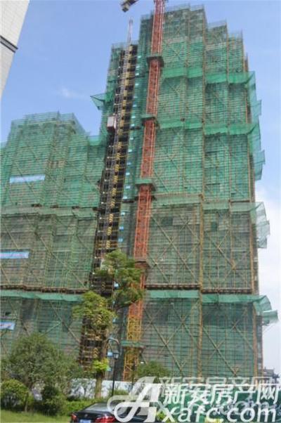 星隆国际广场2016-08-31项目进度