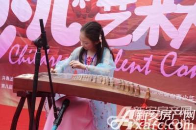 星隆国际广场星隆国际 2016-08-31少儿艺术大赛