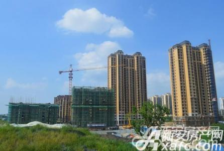 圣联锦城实景图