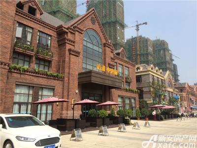 禹洲中央城实景图