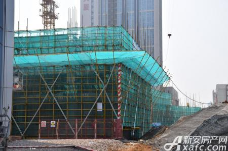 创新生活广场工程进度