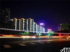 恒大绿洲夜景(2016.9.21)