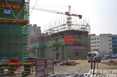 融创城9#楼工程进度(2016.09.14)
