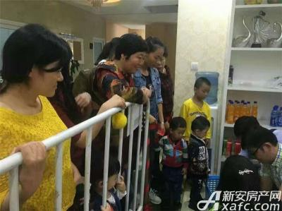 地矿龙山湖苑萌娃逛超市(2016.10.6)