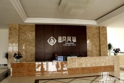 天盛凤凰城营销中心前台