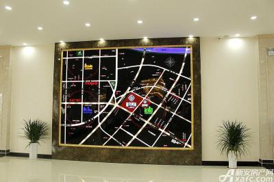 天盛凤凰城区位图