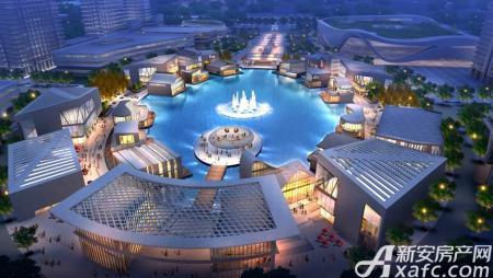 东誉城效果图