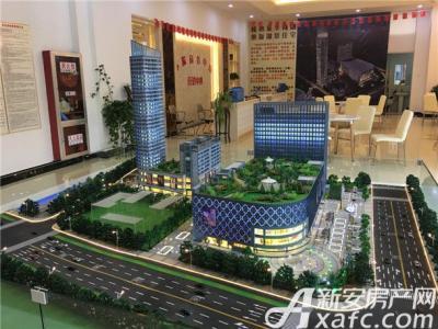 恒安环滁商务中心实景图