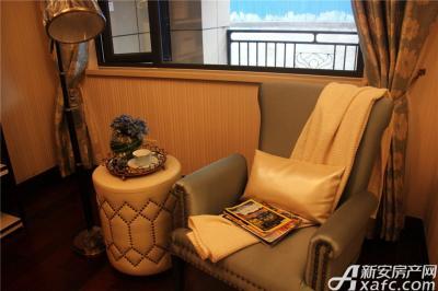 恒大绿洲恒大绿洲199㎡样板间书房座椅