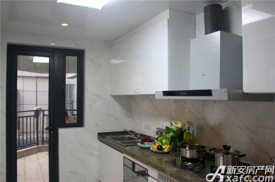 恒大绿洲恒大绿洲199㎡样板间厨房