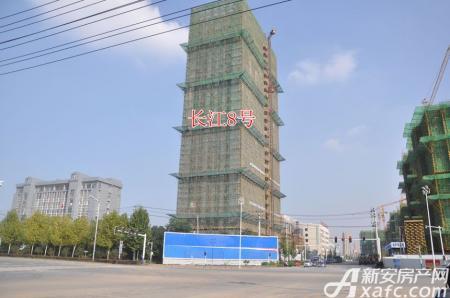 长江8号工程进度