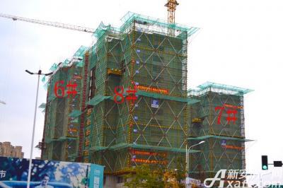 融创城6#7#8#楼工程进度(2016.11.09)