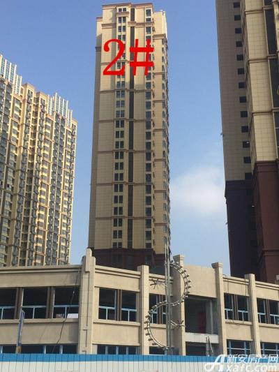 中航长江广场2#楼11月项目进度图(2016.11.25)