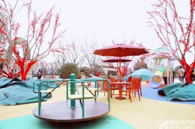 恒大江北帝景实景图