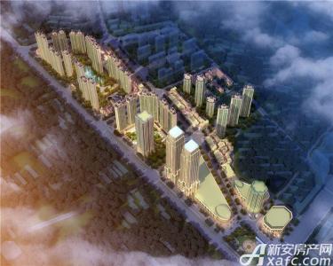 恒大中央广场KingSoho效果图