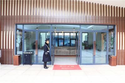 皖新翡翠庄园文化体验中心入口