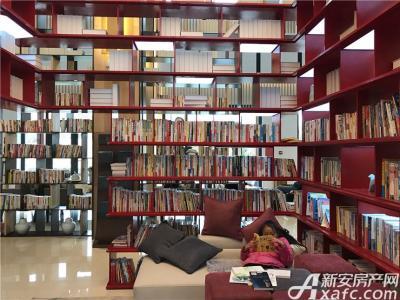 皖新翡翠庄园文化体验中心一角