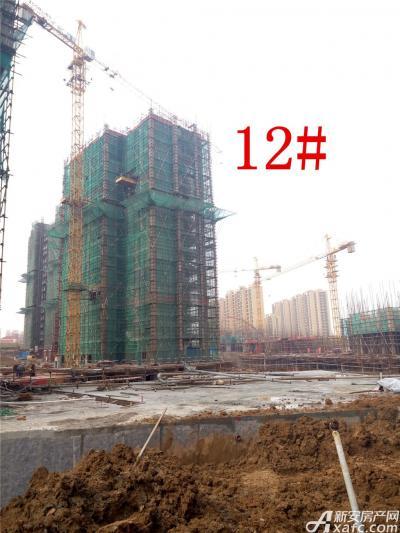 公园道壹号12#楼项目进度(2016.12.13)
