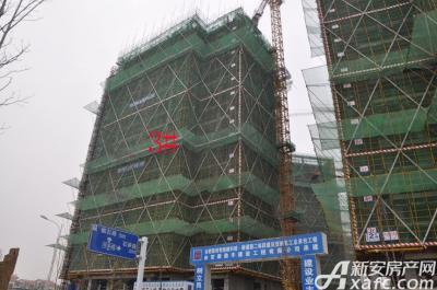 融创城3#楼工程进度(2016.12.12)