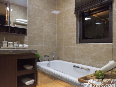 金隅南七里140㎡样板间浴缸