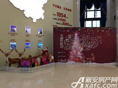 北京城建珑熙庄园活动图