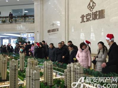 北京城建金城华府实景图