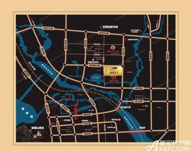 琅琊天下交通图