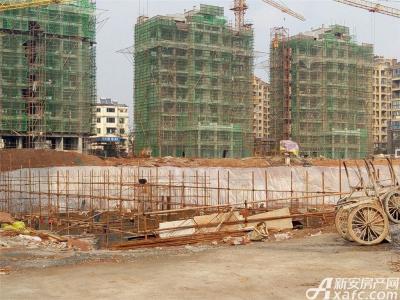 天景庄园25#、26#楼项目进度(2016.12.28)