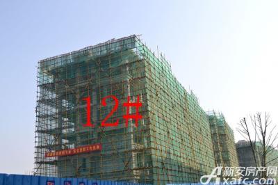 宇业天逸华府项目进度:已经封顶(2106.12.29)