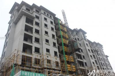 地矿龙山湖苑B16#楼项目进度(2017.1.11)